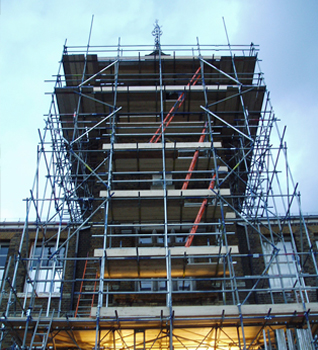 Commercial Industrial Scaffolding